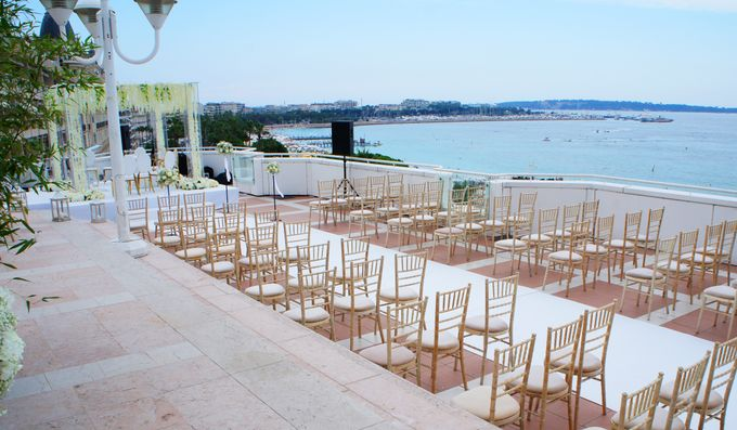 French Riviera by Christian Wedding Planner & Celebrant by Mira Michael - 002