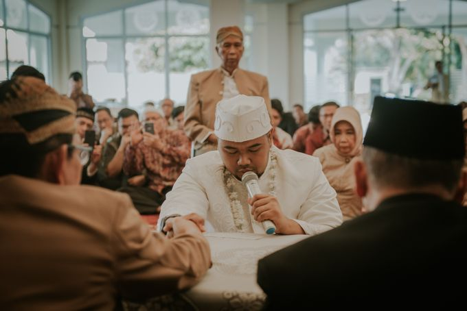 The Wedding Of Joe Wina by Nadhif Zhafran Photography - 003