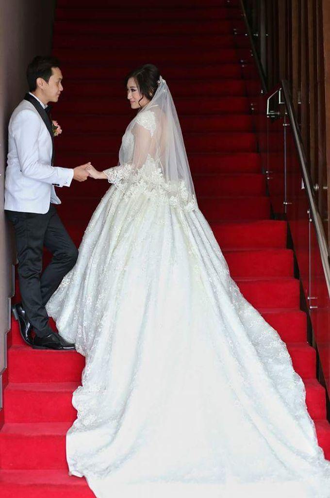 Wedding Day Of Gianzo & Stephanie by Edelweis Organizer - 001