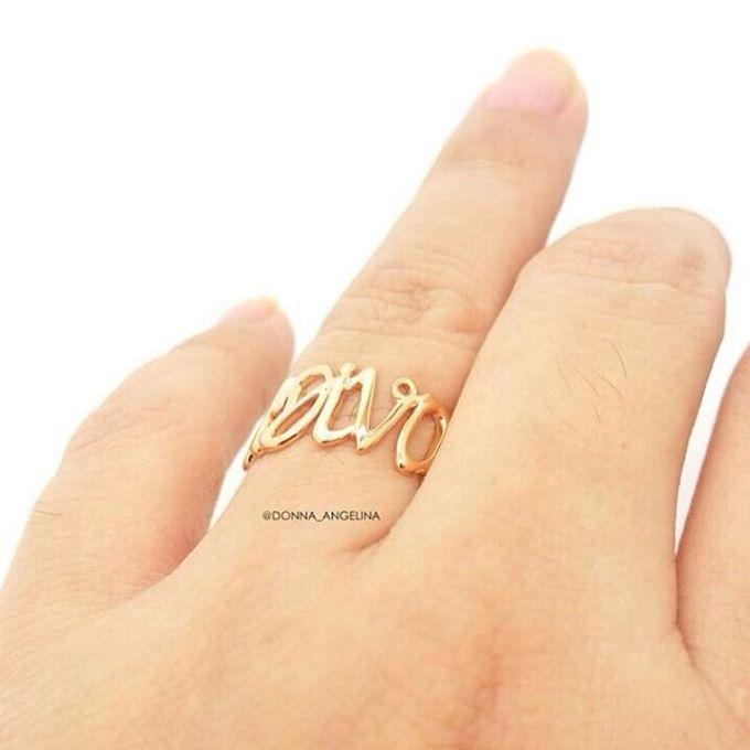 Name & Initial by DA Jewelry - 003
