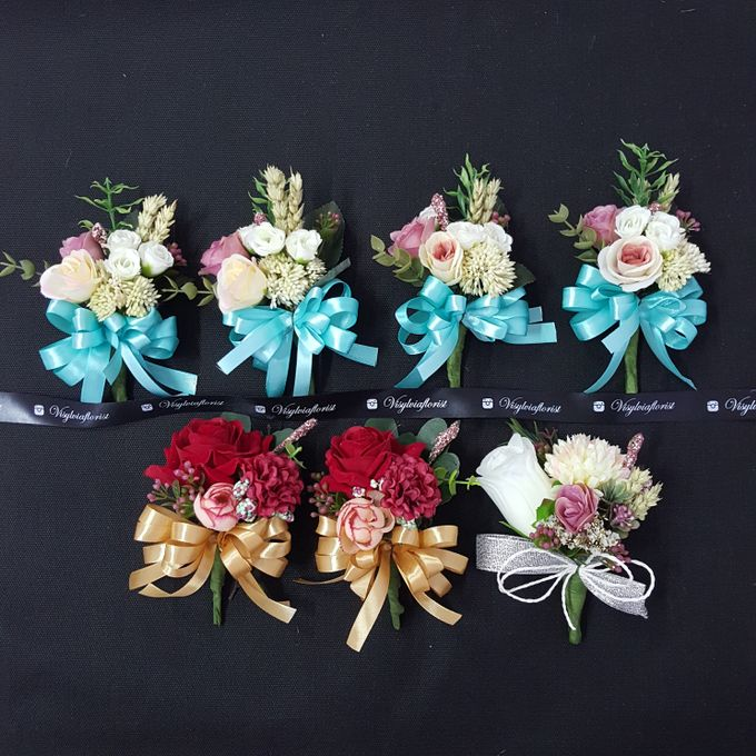 All About The Details Of Corsages  by visylviaflorist - 016