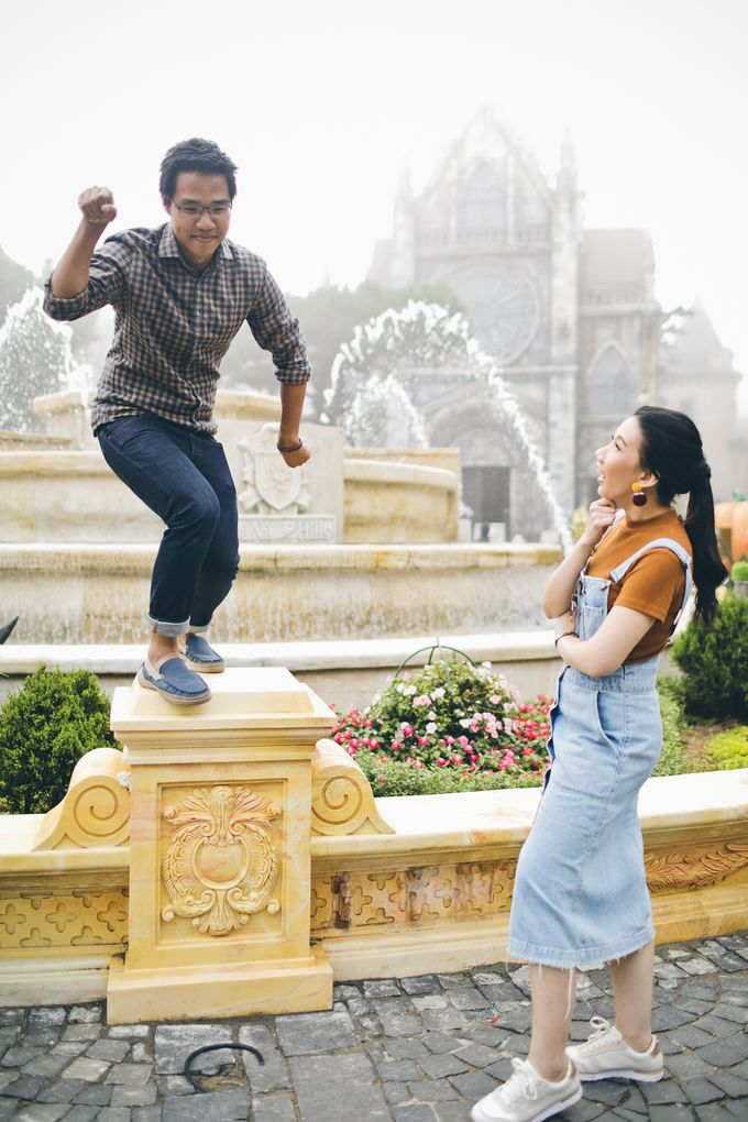 Jib&Wut PreWedding by NARAKORN PHOTOGRAPHY - 032
