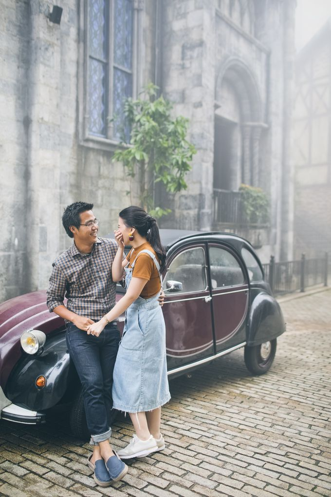 Jib&Wut PreWedding by NARAKORN PHOTOGRAPHY - 035