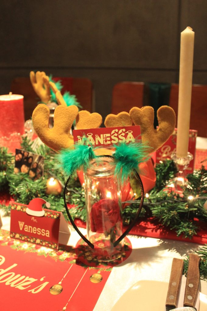 Bdowz Christmas And Anniversary Dinner by 1994 Decoration - 007