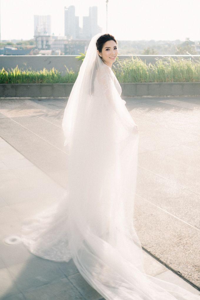 HANSEN & ANGEL WEDDING DAY by Summer Story Photography - 004