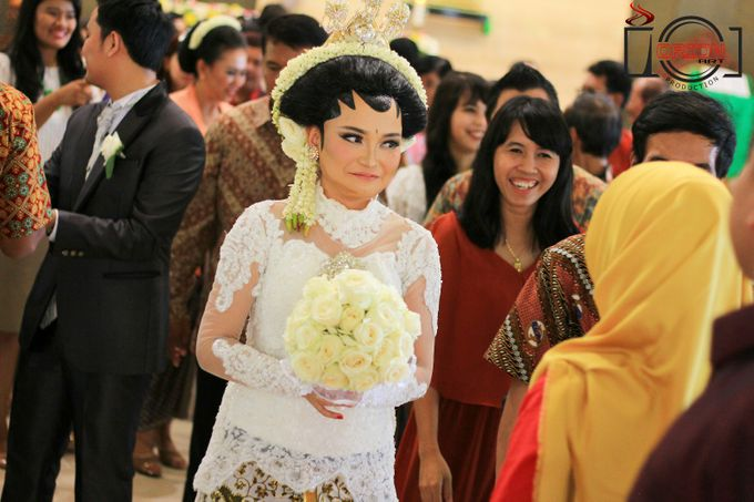 Monic + Dicky Wedding (Holy Matrimony) by Orion Art Production - 003