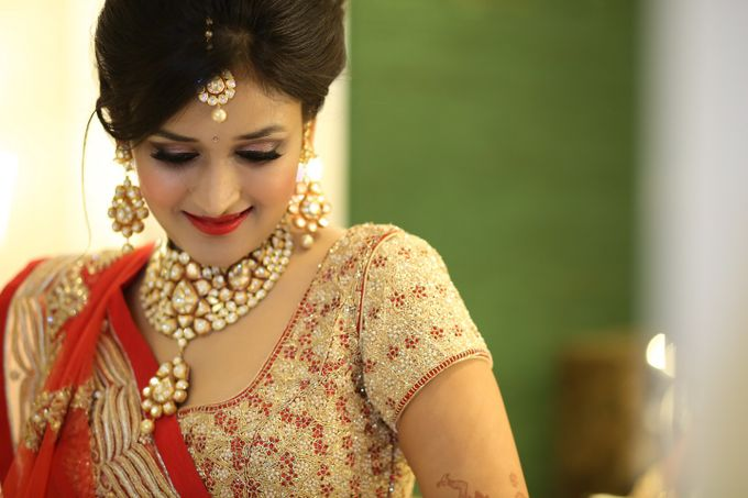 Beautiful Brides by Makeup by Lavina - 006
