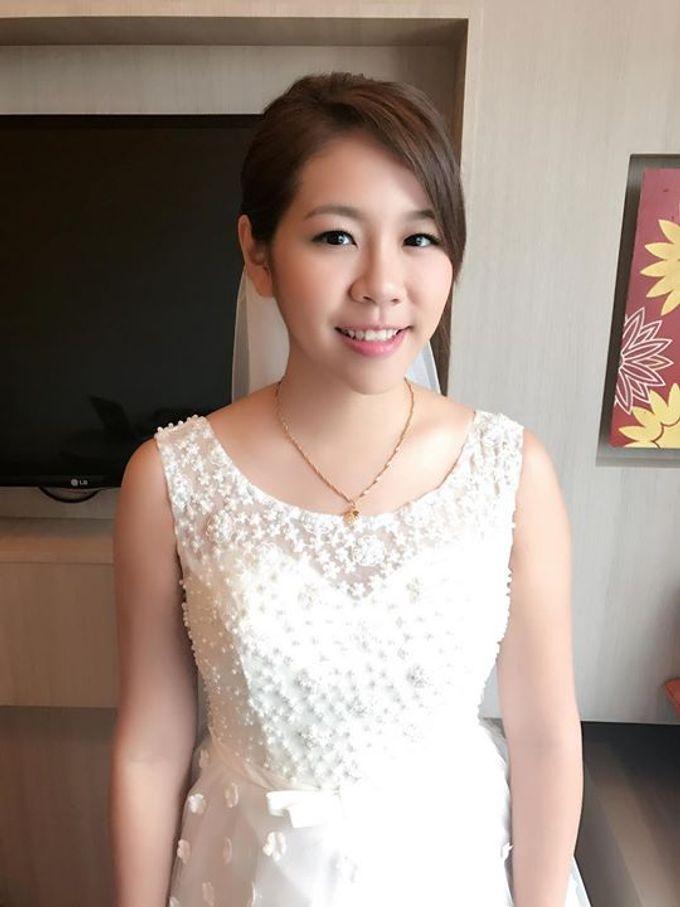 Wedding Day Bride Makeup Service by Elizabeth Lee Makeup Artist - 034