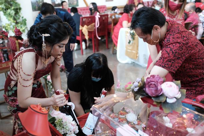Sangjit Ceremony Tony & Vivi by JY Sangjit Box.id - 036