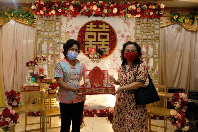 Sangjit Ceremony Daniel & Varina by JY Sangjit Box.id - 009