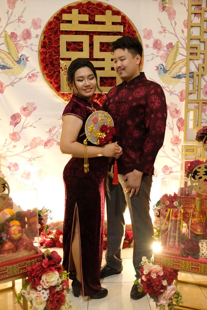 Sangjit Ceremony Daniel & Varina by JY Sangjit Box.id - 003