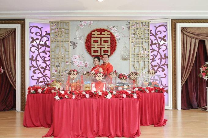 Sangjit Ceremony Adi & Debby by JY Sangjit Box.id - 002
