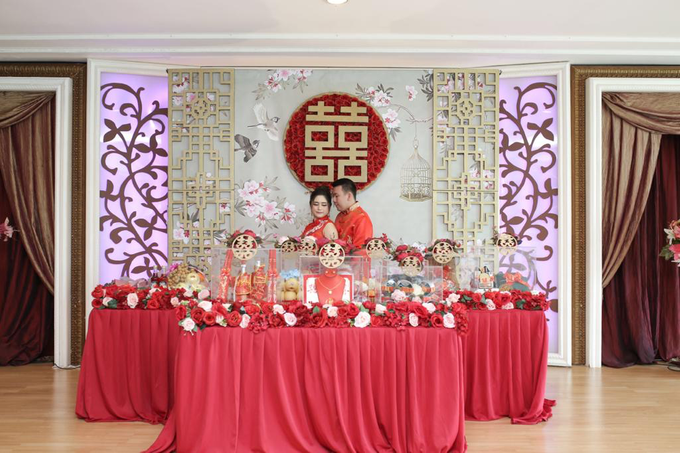 Sangjit Ceremony Adi & Debby by JY Sangjit Box.id - 001