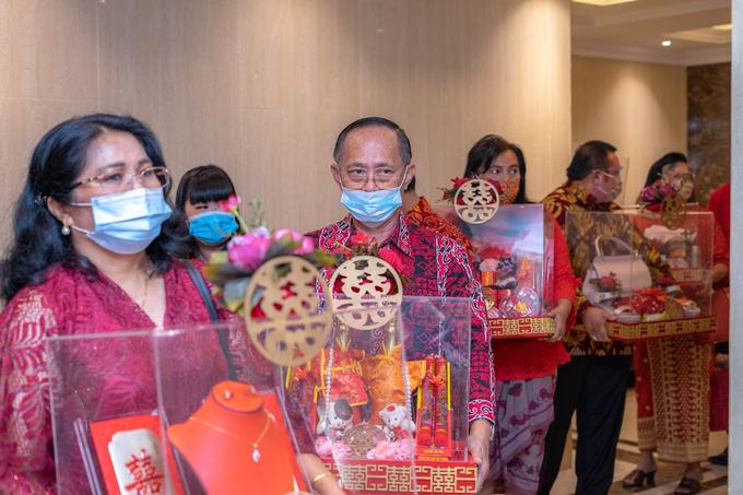 Sangjit Ceremony Edo & Desi by JY Sangjit Box.id - 016