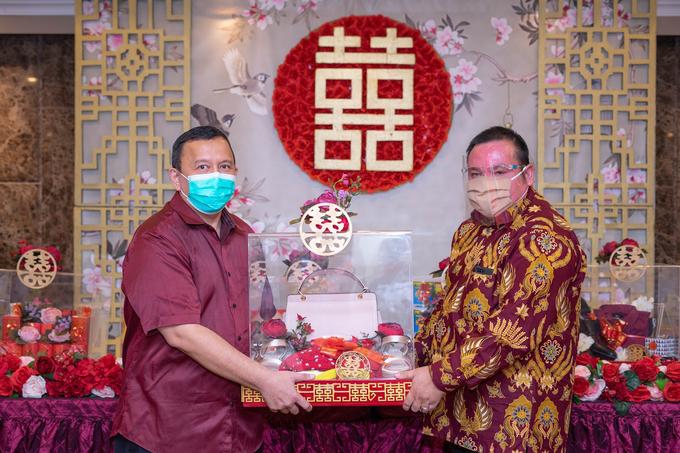 Sangjit Ceremony Edo & Desi by JY Sangjit Box.id - 020