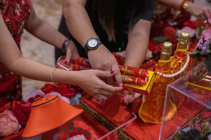 Sangjit Ceremony Edo & Desi by JY Sangjit Box.id - 034
