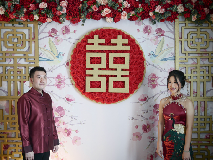 Sangjit Ceremony Devi Huang by JY Sangjit Box.id - 006