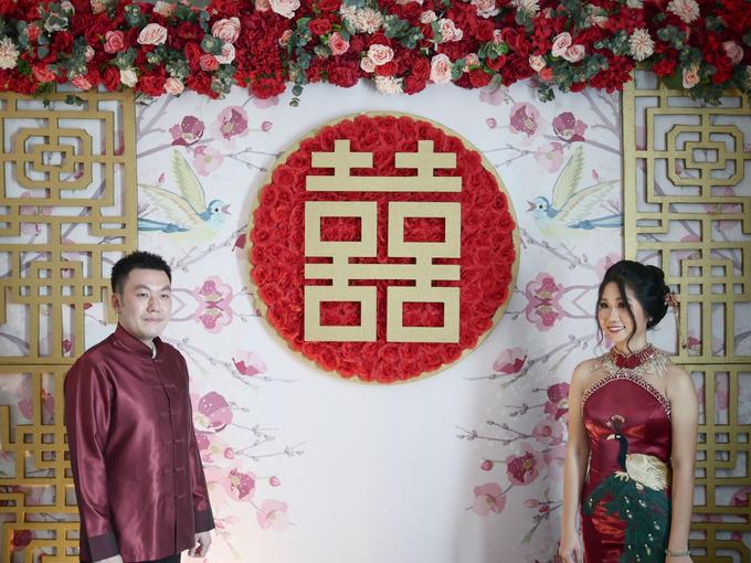 Sangjit Ceremony Devi Huang by JY Sangjit Box.id - 007