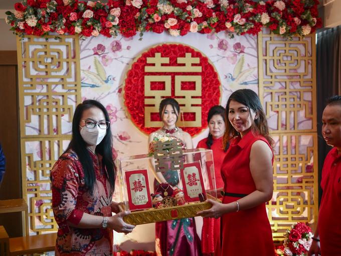 Sangjit Ceremony Devi Huang by JY Sangjit Box.id - 010