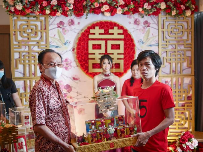Sangjit Ceremony Devi Huang by JY Sangjit Box.id - 013