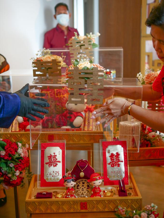 Sangjit Ceremony Devi Huang by JY Sangjit Box.id - 022