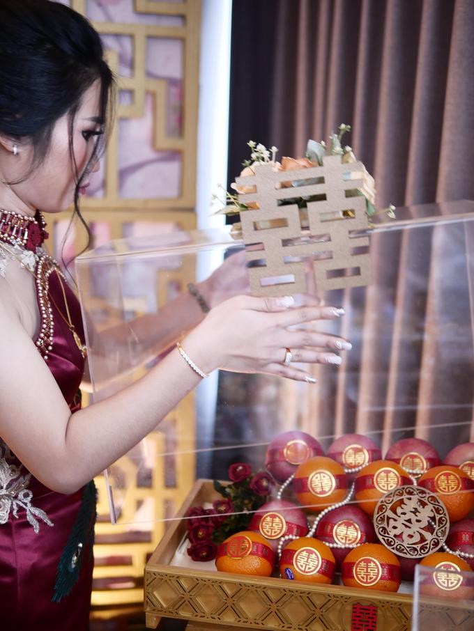 Sangjit Ceremony Devi Huang by JY Sangjit Box.id - 030