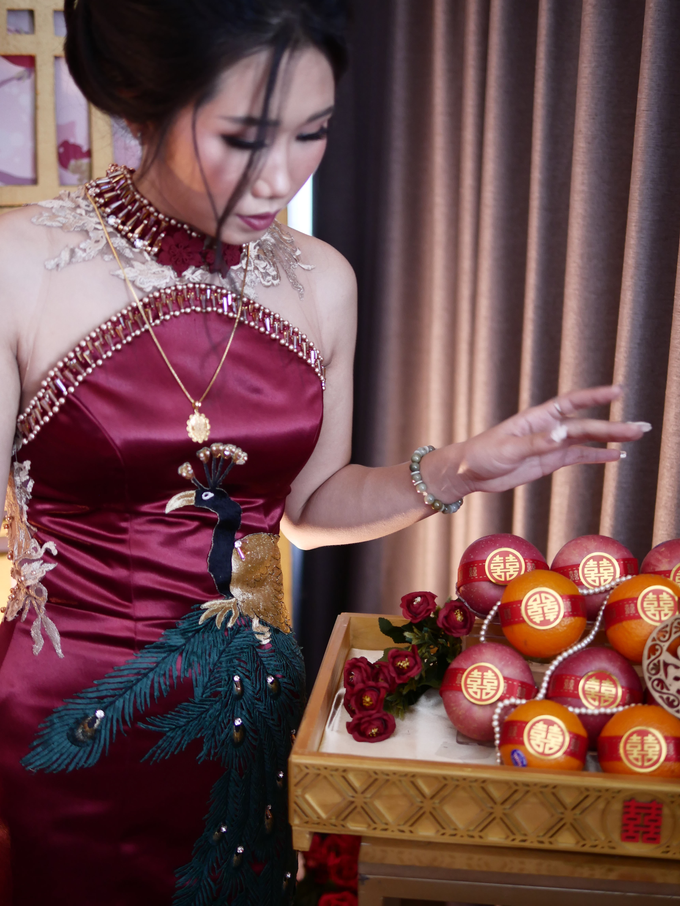 Sangjit Ceremony Devi Huang by JY Sangjit Box.id - 031