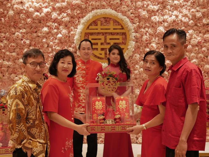 Sangjit Ceremony Johan & Vennisia by JY Sangjit Box.id - 011