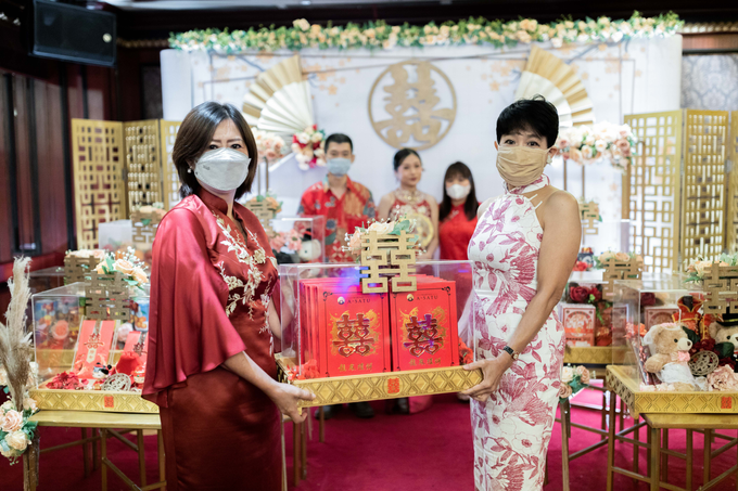 Sangjit Ceremony Dicky & Cindy by JY Sangjit Box.id - 029