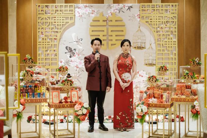 Sangjit Ceremony Aditya & Jessica  by JY Sangjit Box.id - 019