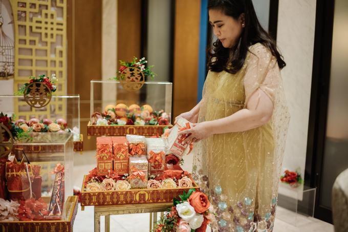 Sangjit Ceremony Aditya & Jessica  by JY Sangjit Box.id - 029