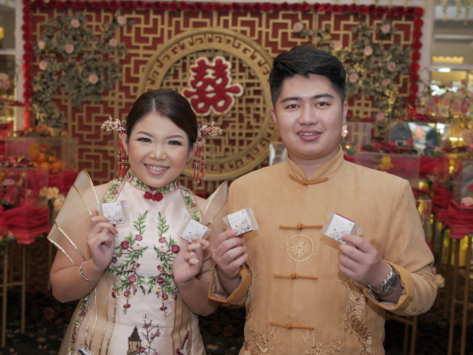 Sangjit Ceremony Evan & Jessica by JY Sangjit Box.id - 004