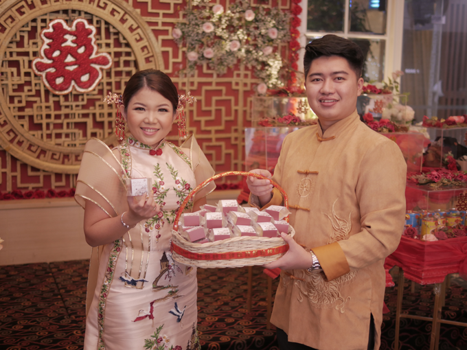 Sangjit Ceremony Evan & Jessica by JY Sangjit Box.id - 006