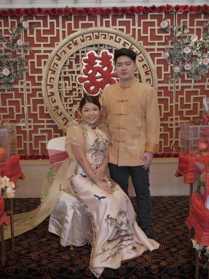 Sangjit Ceremony Evan & Jessica by JY Sangjit Box.id - 009