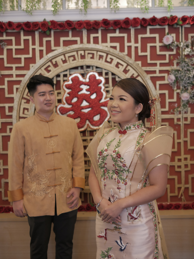 Sangjit Ceremony Evan & Jessica by JY Sangjit Box.id - 011
