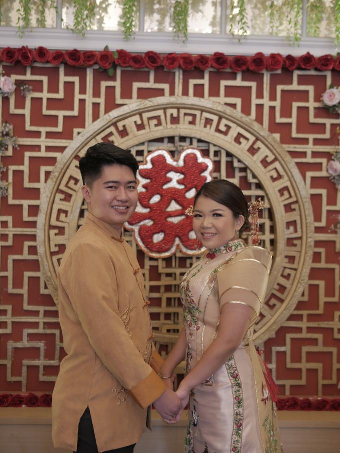 Sangjit Ceremony Evan & Jessica by JY Sangjit Box.id - 012