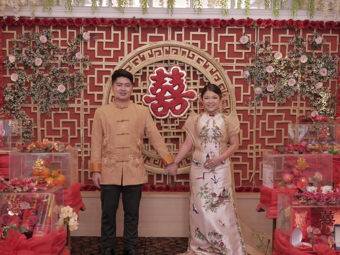 Sangjit Ceremony Evan & Jessica by JY Sangjit Box.id - 016