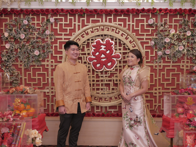 Sangjit Ceremony Evan & Jessica by JY Sangjit Box.id - 018