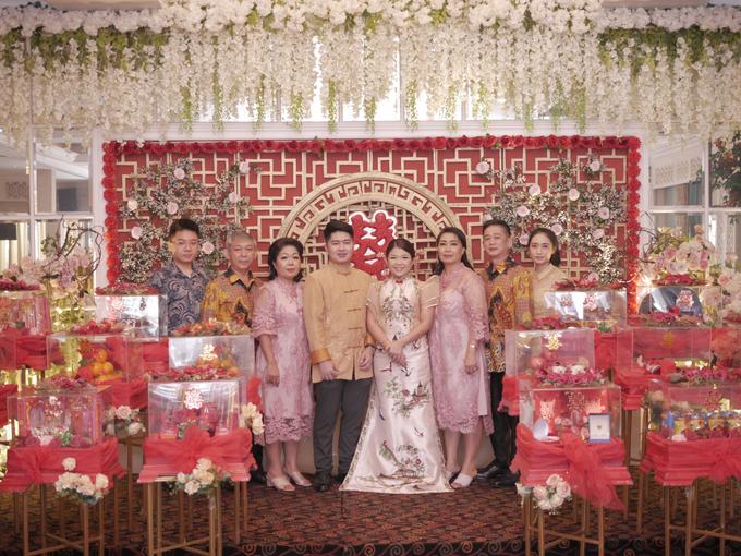 Sangjit Ceremony Evan & Jessica by JY Sangjit Box.id - 019