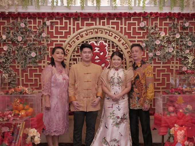 Sangjit Ceremony Evan & Jessica by JY Sangjit Box.id - 020