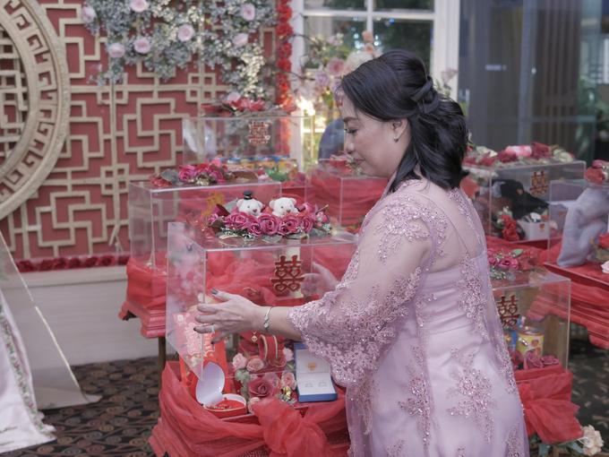 Sangjit Ceremony Evan & Jessica by JY Sangjit Box.id - 025
