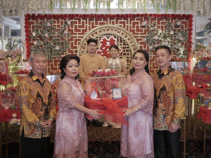 Sangjit Ceremony Evan & Jessica by JY Sangjit Box.id - 027