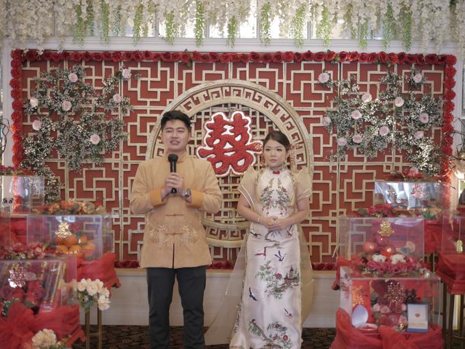 Sangjit Ceremony Evan & Jessica by JY Sangjit Box.id - 031