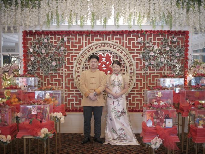 Sangjit Ceremony Evan & Jessica by JY Sangjit Box.id - 033