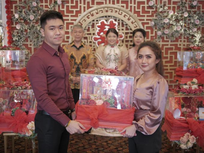 Sangjit Ceremony Evan & Jessica by JY Sangjit Box.id - 036
