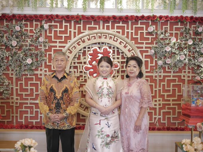 Sangjit Ceremony Evan & Jessica by JY Sangjit Box.id - 040
