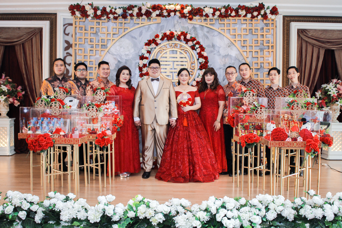 Sangjit Ceremony Bobby & Vivian by JY Sangjit Box.id - 026