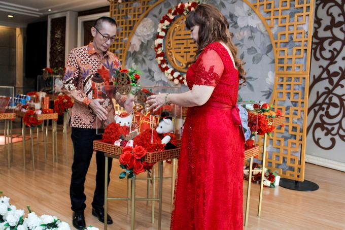 Sangjit Ceremony Bobby & Vivian by JY Sangjit Box.id - 046