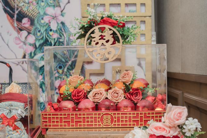 Sangjit Ceremony Rendy & Meyche  by JY Sangjit Box.id - 022