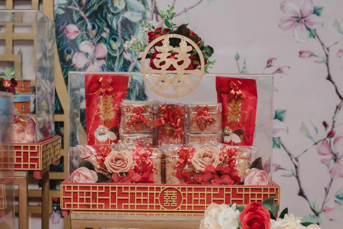 Sangjit Ceremony Rendy & Meyche  by JY Sangjit Box.id - 024